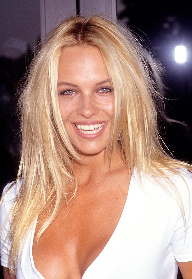 Pamela Anderson :: Getty Images
