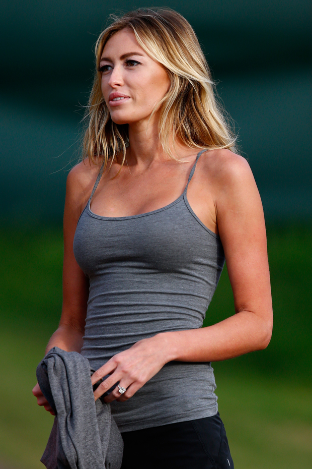 Paulina Gretzky :: Getty Images