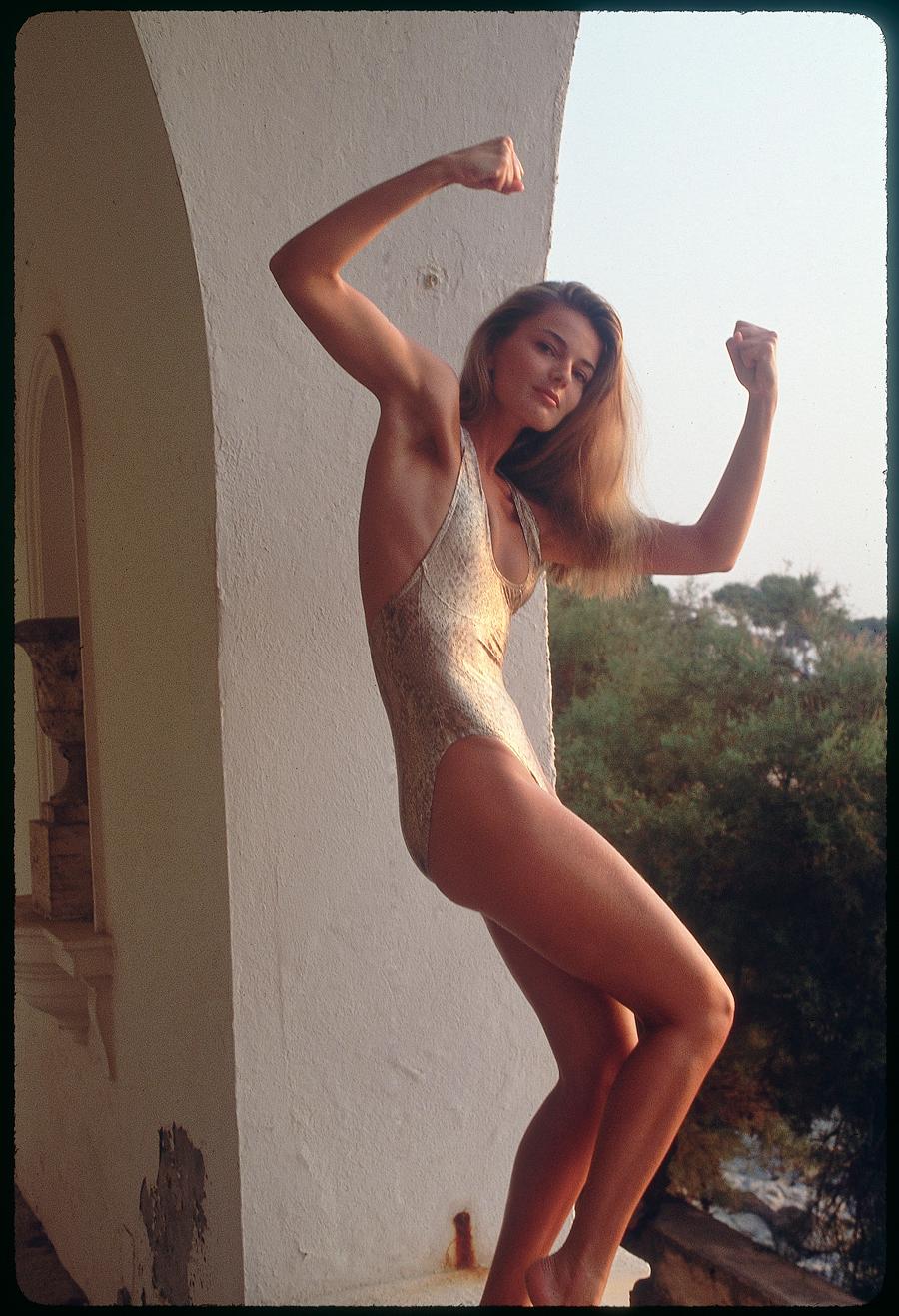 Paulina porizkova topless think