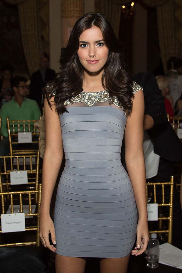 Paulina Vega :: Getty Images