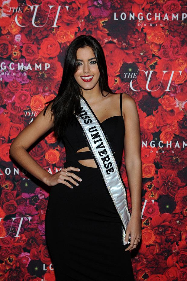 Paulina Vega :: Getty Images