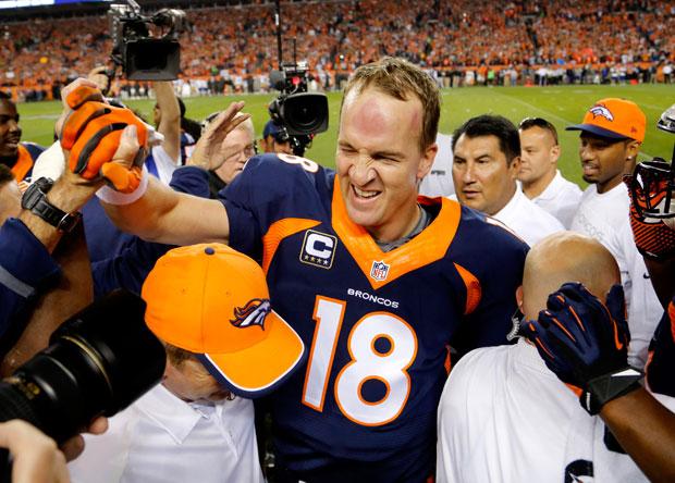 Peyton Manning :: AP