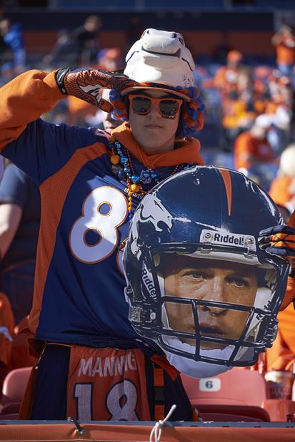 Peyton Manning :: John W. McDonough/SI