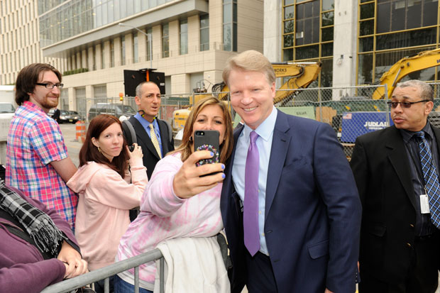 Phil Simms :: Getty Images