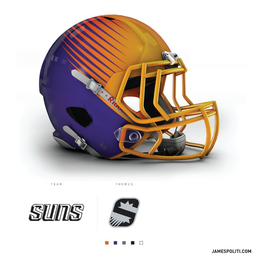 Phoenix Suns :: James Politi & Luke Daly