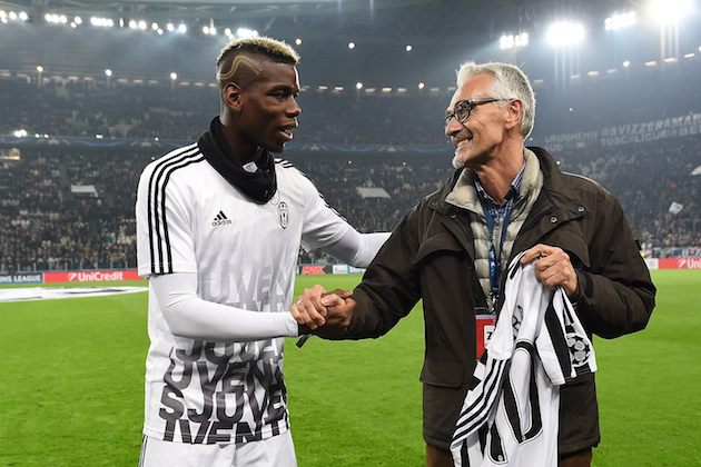 Juventus paul pogba gets batman logo shaved into hair for