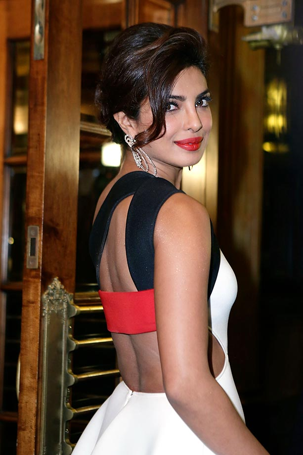 Priyanka Chopra :: Getty Images