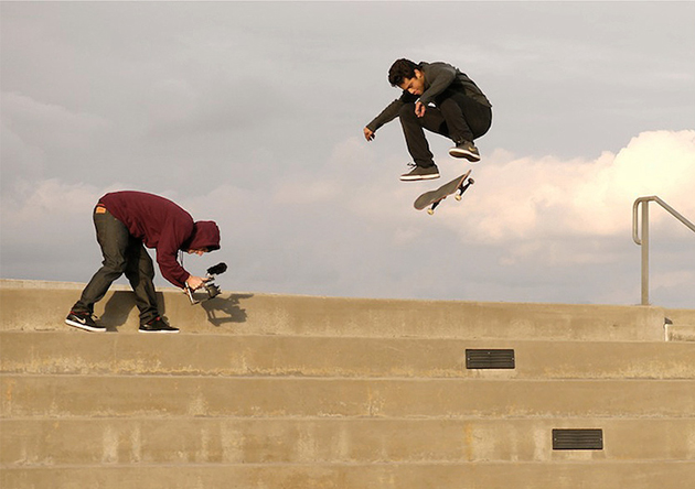 Heath Brinkley once told Paul Rodriguez that he needed to pop his tricks a bit higher, no one knew the heights that Rodriguez would reach in the sport.