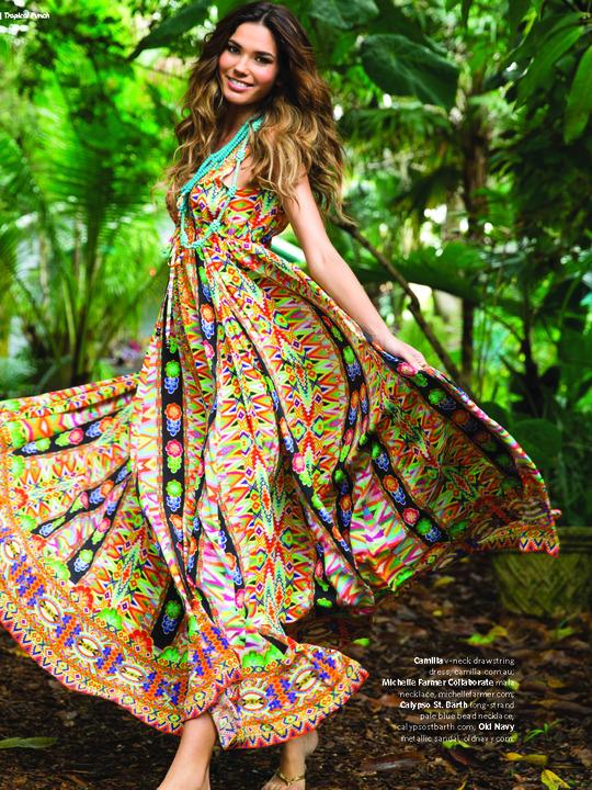 Rachell Vallori :: Courtesy of Next Models