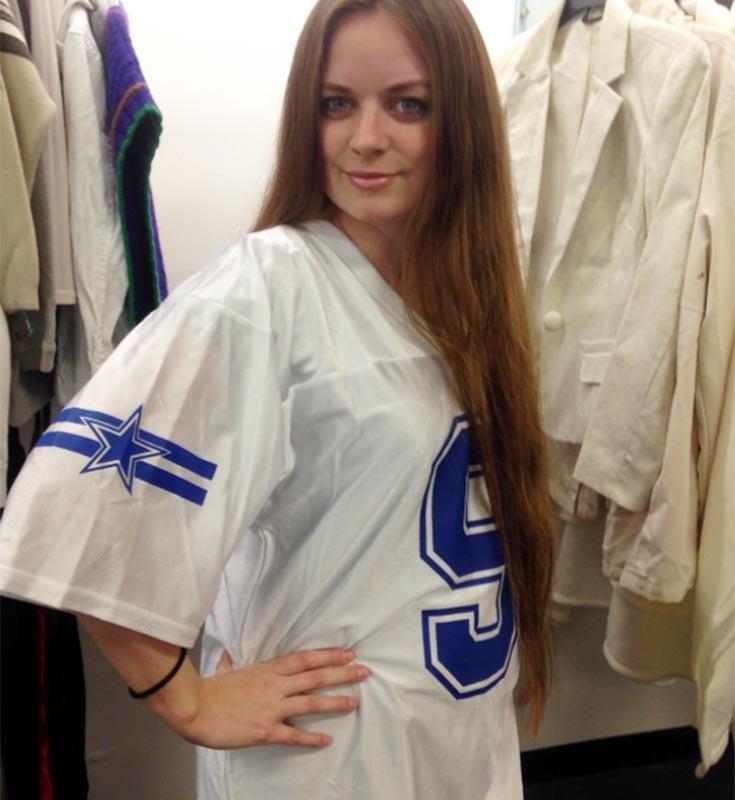 @sportsillustrated #mynflfanstyle go cowboys