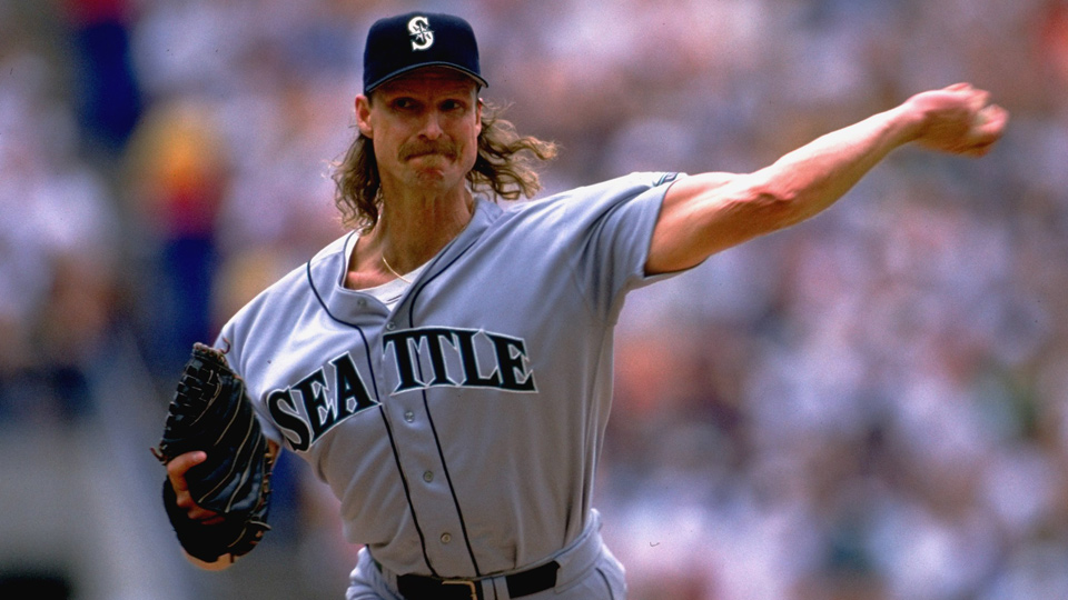 Randy johnson mariners