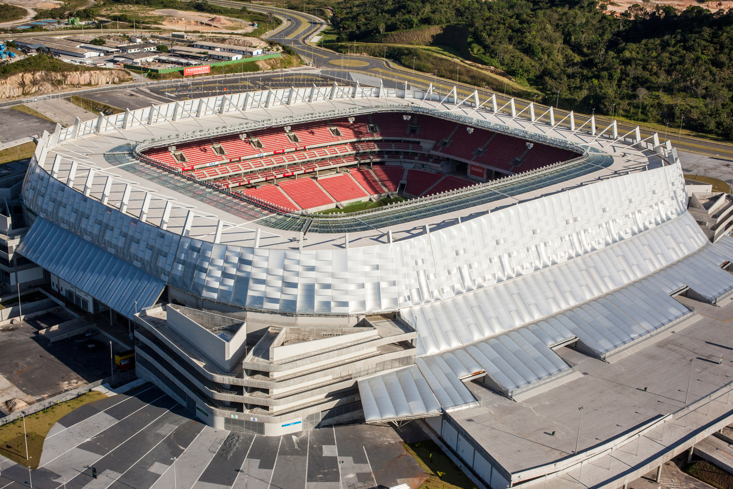 Arena Pernambuco, Recife (Photo courtesy Brazilian Federal Government)