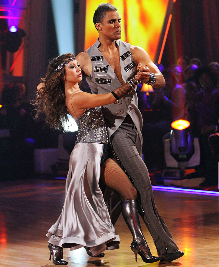 Retired NBA small forward Rick Fox finished in 6th place with dancing partner Cheryl Burke in Season 11.