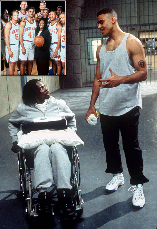 "A Radio, Television and Motion Pictures major at UNC, Fox seemed eager to balance an NBA career and acting one. The three-time NBA champ played for Texas Western in ""Blue Chip,"" paired with Whoopi Goldberg in ""Eddie,"" played ladies man Chick Deagan in ""He Got Game"" and moved to TV screens to appear in 11 episodes of the HBO drama Oz. Fox's acting career continued after he retired from basketball in 2004 as he appeared in many TV shows and competed on ""Dancing With The Stars"" in 2010."