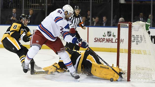 Nash a smash: With 20 goals, Rick Nash has helped the Rangers recover from their stumbling start.