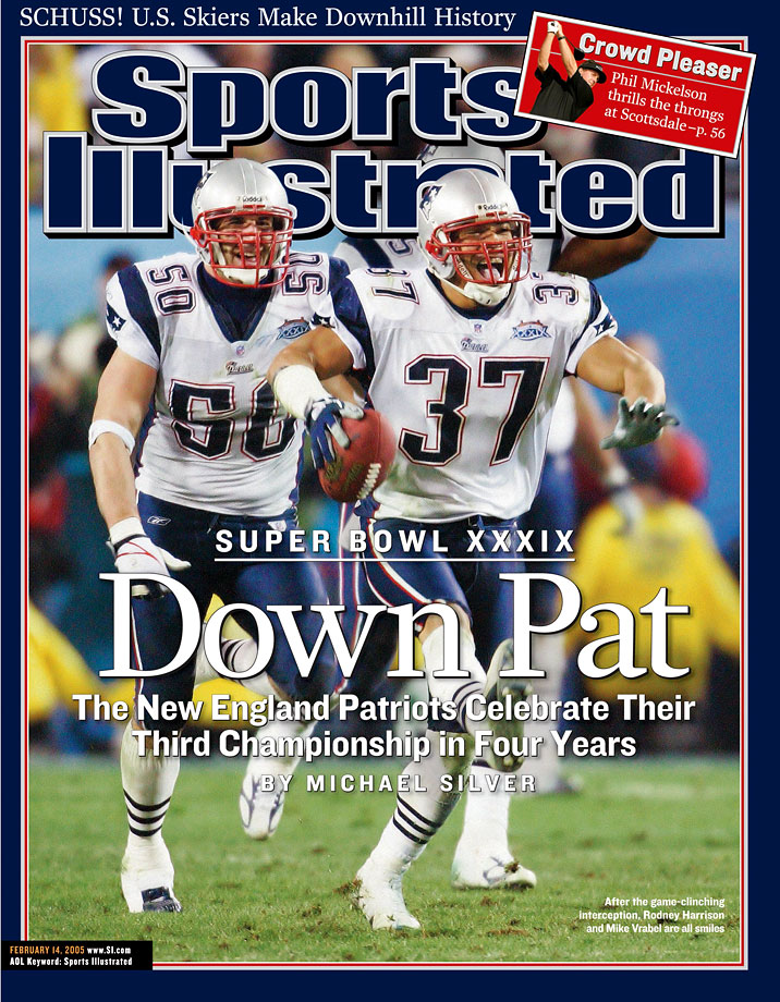 One of the hardest hitting safeties in recent memory, Harrison finished his career with over 1,200 tackles and 34 interceptions. Now in broadcasting, Harrison led the Patriots to two Super Bowl victories.