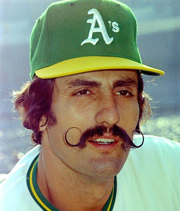 Rollie Fingers :: AP
