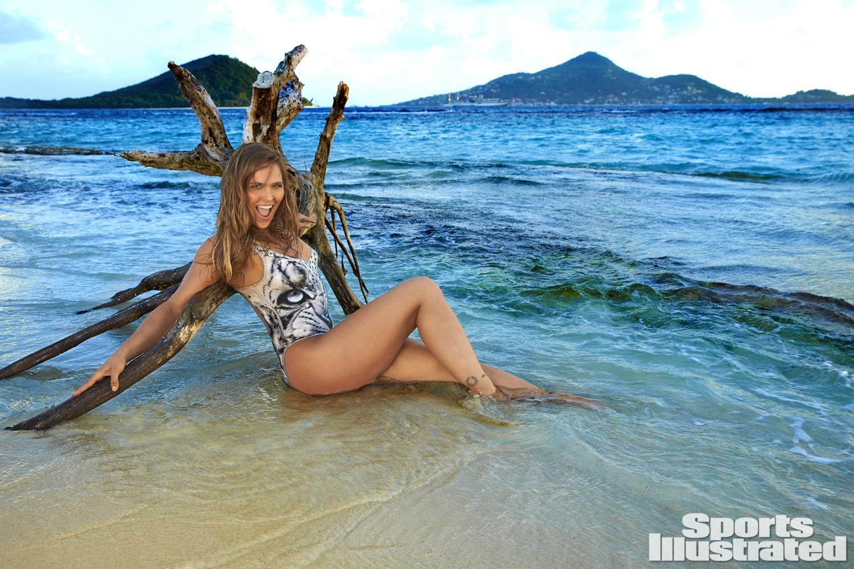 Ronda Rousey, SI Swimsuit 2016
