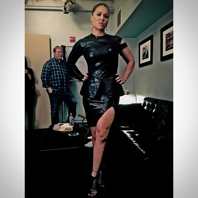 Check out this amazing custom look @alejandroperazastyle made for me to wear tonight on @jimmykimmel 11:35 pm on ABC #kimmel