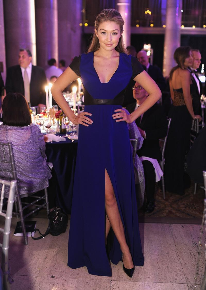 At the amFAR New York Gala