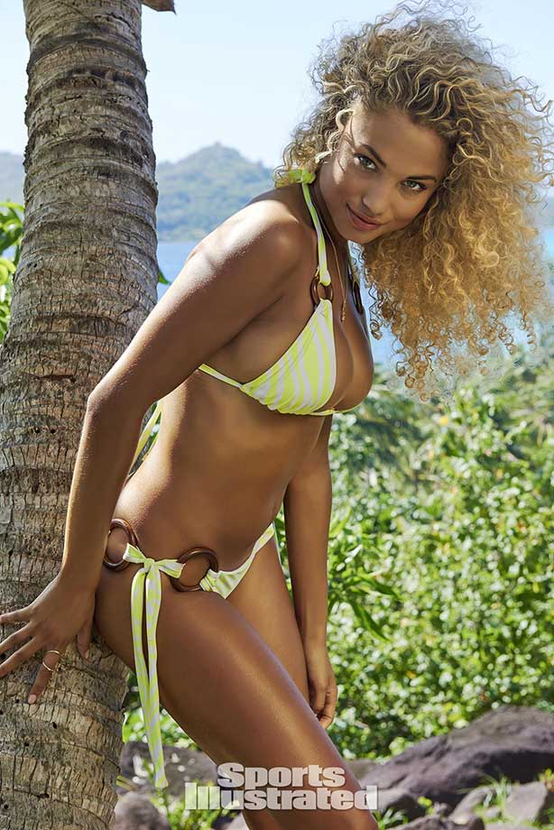 Rose Bertram :: Yu Tsai for Sports Illustrated