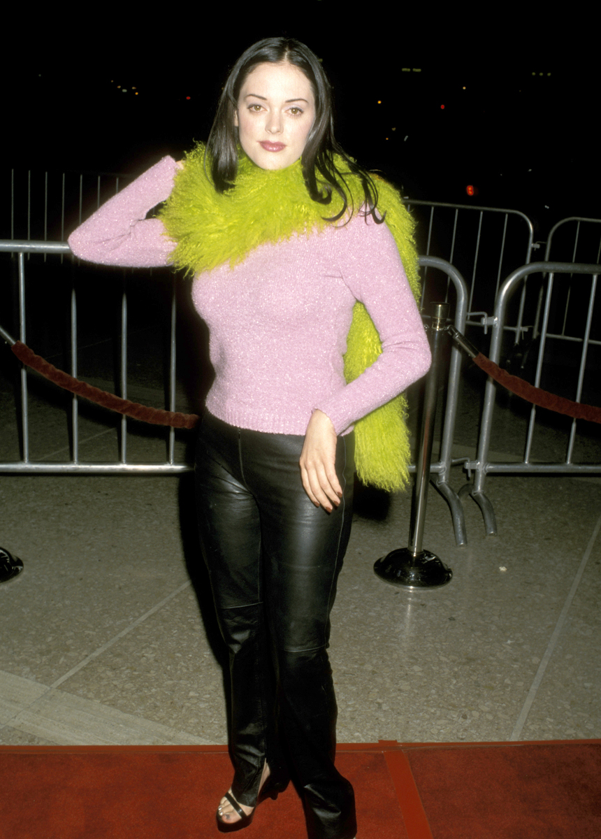 Rose McGowan :: Getty Images