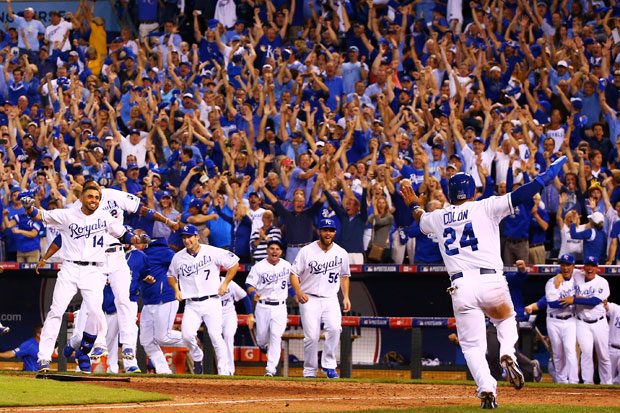 Kansas City Royals :: Getty Images