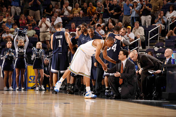 2008 Elite Eight (Russell Westbrook and Sean Miller)