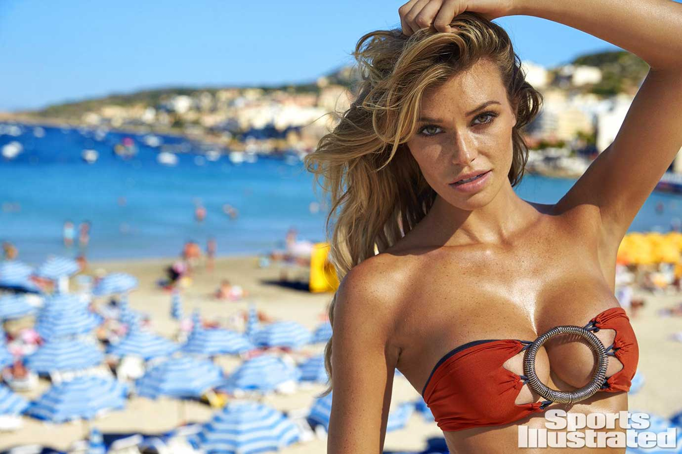 Samantha Hoopes :: Ben Watts for Sports Illustrated