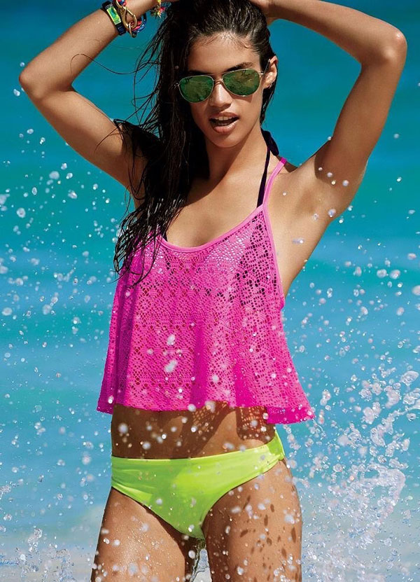 Sara Sampaio for Victoria's Secret PINK