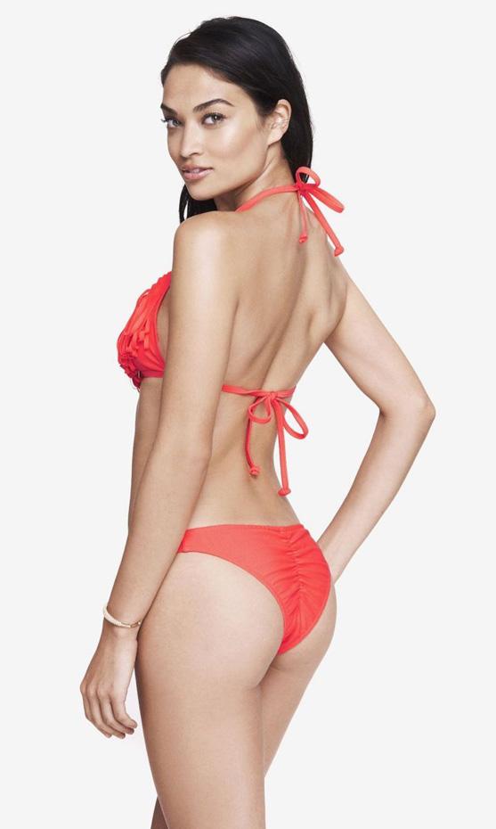 Shanina Shaik :: Express Swimwear