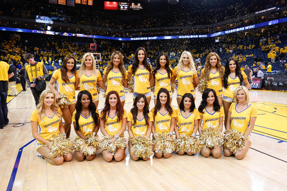 Golden State Warriors Cheerleaders