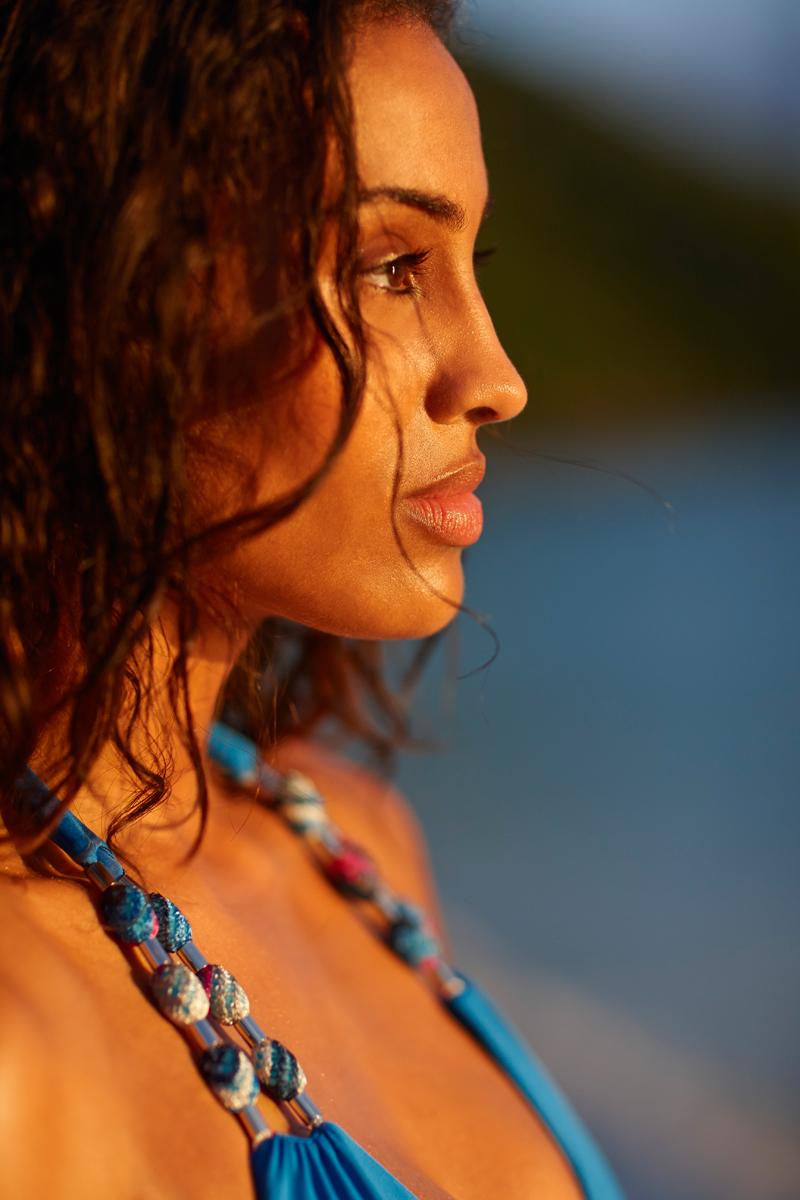 Guana Island >> Skylar Diggins in Guana Island, SI Swimsuit 2014