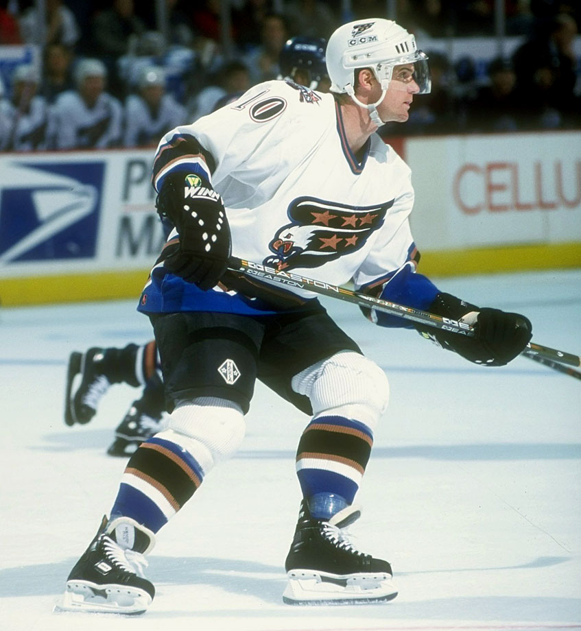 At No. 6, winger Kelly was yet another in a disastrous string of picks by the Oilers who from 1989 to '99 saw only three of their first rounders (Jason Arnott, Ryan Smyth, Boyd Devereaux) play at least 100 games for them. Their entire class of '90—11 picks—washed out without ever appearing in the NHL. Kelly bounced from the Oilers to the Lightning, Devils, Kings and Wild, exiting the league in 2008 with all of 149 NHL games on his resume.