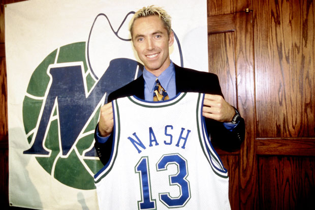 Steve Nash :: Getty Images