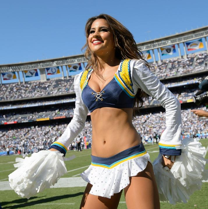 Andrea Stickel :: San Diego Chargers