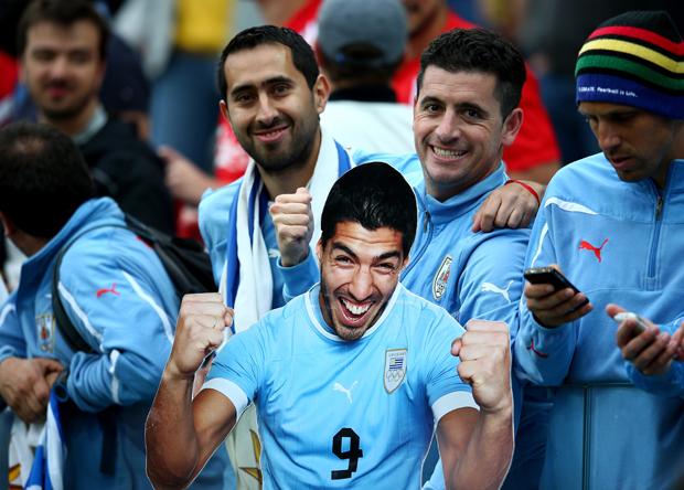 Luis Suarez :: Getty Images