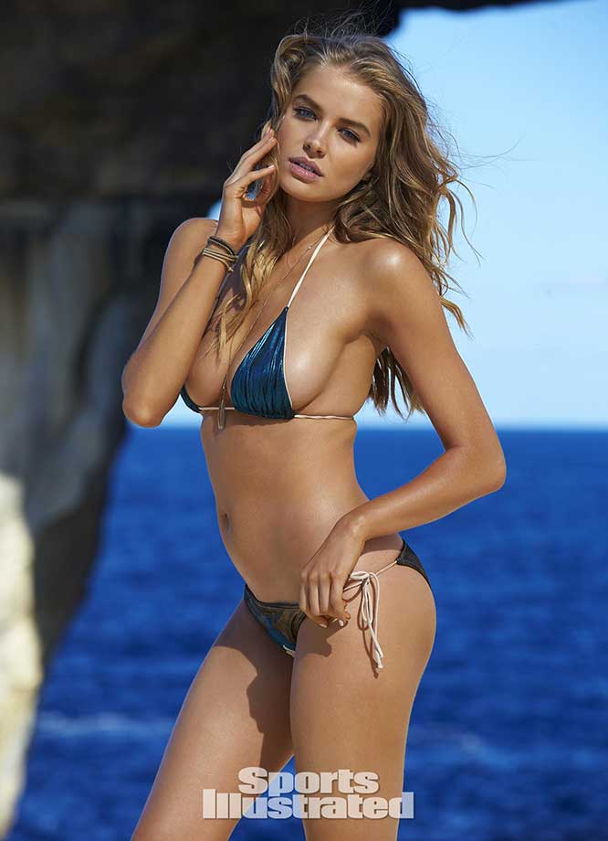 Tanya Mityushina :: Ben Watts for Sports Illustrated