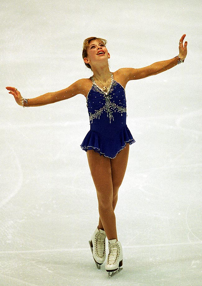 Tara Lipinski is most famous for her gold medal coup in 1998, which made her the youngest individual event winner in the history of the Olympics. She took that record from Sonja Henie, who held that distinction for more than 70 years. Lipinski was 15 at the time and she is still the youngest winner to date. She is also the youngest world champion in figure skating history, a feat she conquered at 14. --  Diana Gerstacker                     (SEE THE COMPLETE LIST OF 50 AT THEACTIVETIMES.COM)