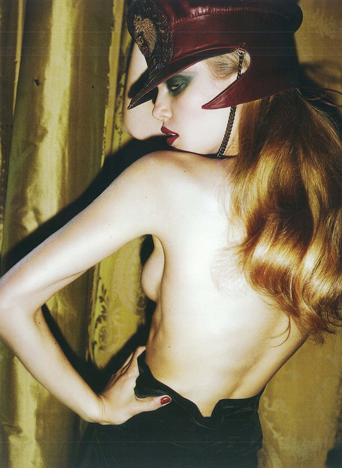 Tasha Franken :: Courtesy of Trump Models