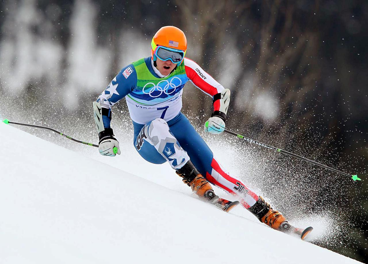 Competing in his third Olympics, Ligety won gold in the Alpine combined at Turin in 2006. He's won the World Cup giant slalom on four occasions, and he's looking to add another medal to his collection in Sochi. Ted Ligety's Facebook page.
