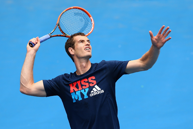 "Matt Little, Andy Murray's strength and conditioning coach, emphasizes proper footwork in his training practices. ""All strokes start from the ground upward, and being in the right place to hit the ball well is key."""