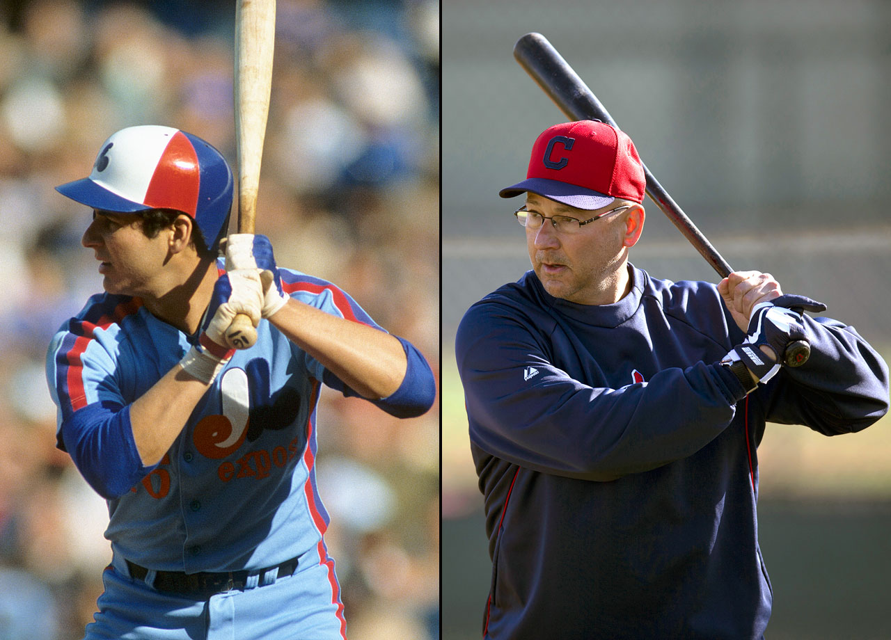 Terry Francona grew up at the ballpark, hanging out with his father, Tito, who played 15 years in the big leagues. Though Terry's major league career left much to be desired (he batted .274 with 16 home runs and 143 RBIs in 10 seasons), he has thrived as a manager. After a rocky start in Philadelphia (Francona was 285-363 from 1997 to 2000), the Red Sox hired the former 1B/OF to lead their ''cursed'' franchise. In his first season, Francona led the team to a World Series title and repeated the feat three years later. After he and Boston parted ways following the 2011 season, Francona landed with the Cleveland Indians in 2013, leading his new team to an improbable postseason berth.