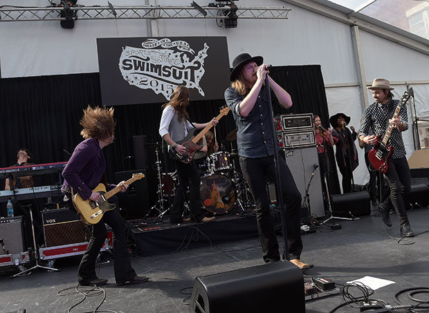 A Thousand Horses at SwimVille