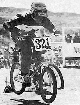 Tinker Juarez in 1980