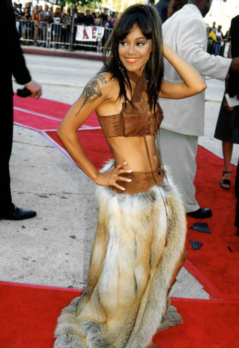 "Lisa ""Left Eye"" Lopes :: Getty Images"