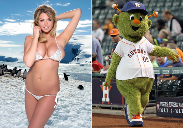 Kate Upton and Orbit