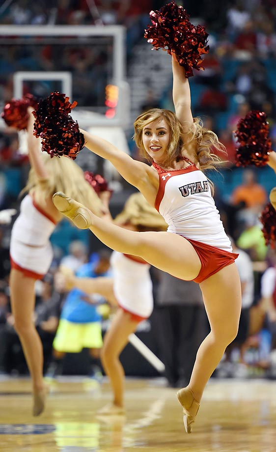 March Madness Cheerleaders: 2015 Edition | SI.com