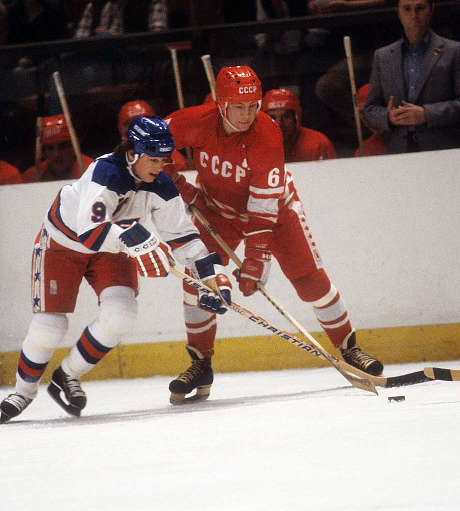The eight-time Soviet all-star was named best defenseman at the world championships on three separate occasions. Vasiliev won two Olympic gold medals and eight world titles – he won the 1978 world championship not long after he had suffered a heart attack. He was also the captain of the Soviet team that won the Canada Cup in 1981, winning the final game 8-1 over a Canadian team that included Wayne Gretzky, Guy Lafleur and Mike Bossy. Vasiliev passed away from heart failure in 2012. -- Brian Cazeneuve