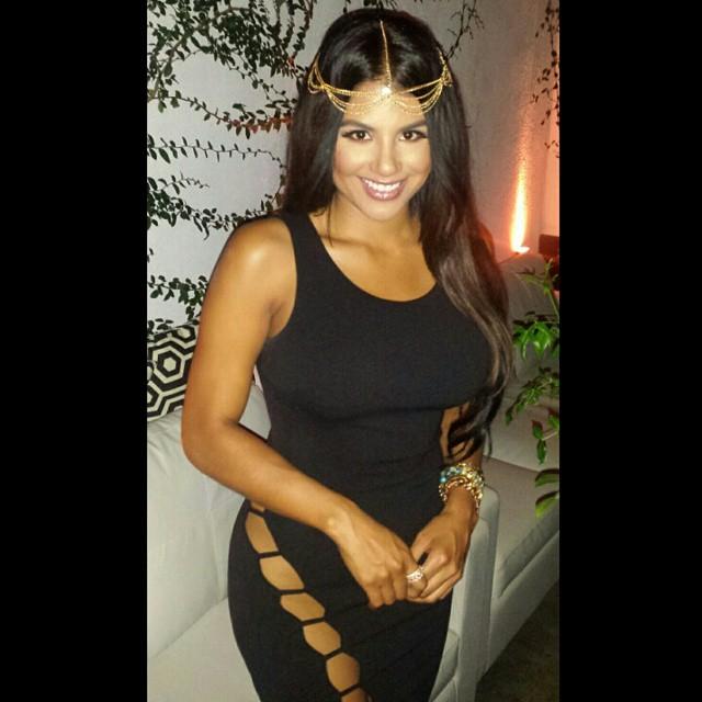Elizabeth Velasquez :: @Elizabeth_Velasquez/Instagram